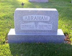 Herman August Oswald Abraham
