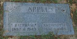 Antoinette <i>Wuthenow</i> Appel