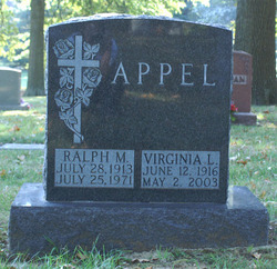 Virgina Lee <i>Pointer</i> Appel
