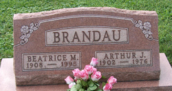 Beatrice M Brandau