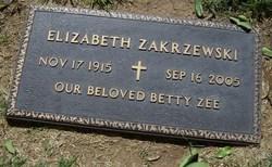 Elizabeth Zakrzewski