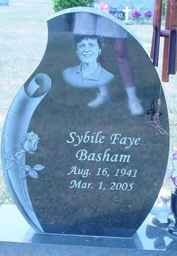Sybile Faye Basham