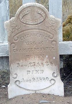 Elizabeth Sophia <i>Lovsey</i> Poynter