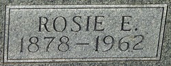Rosie <i>Sooter</i> Anderton