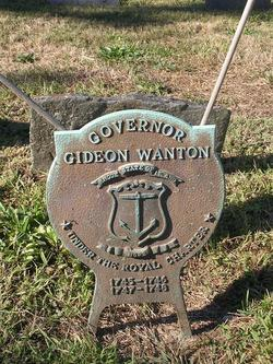 Gideon Wanton
