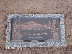 Paul William Adams