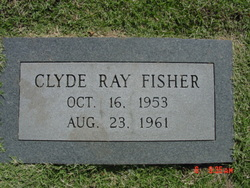 Clyde Ray Fisher