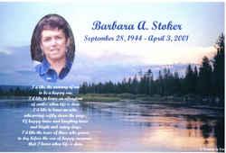 Barbara Ann <i>Taylor</i> Stoker