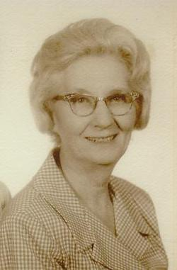 Flossie Mary <i>Stewart</i> Campbell
