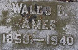 Waldo B Ames