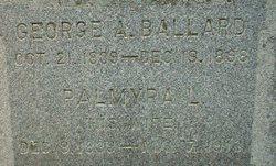 George A Ballard
