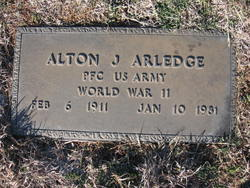 Alton J. Arledge