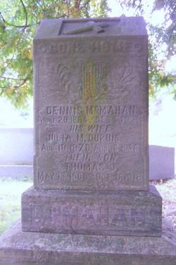 Dennis McMahan