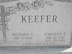Carolyn R. <i>McManamon</i> Keefer