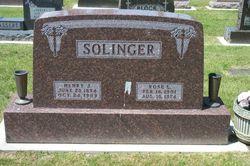 Rose Louise <i>Litke</i> Solinger