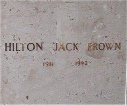 Hilton Jack Brown