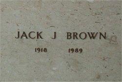 Jack J. Brown