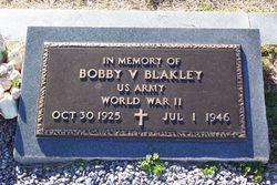 Bobby V Blakley
