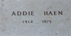 Addie Haen