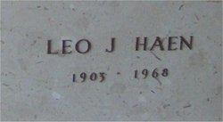 Leo J. Haen