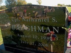 Corp Nathaniel Skorup Baughman