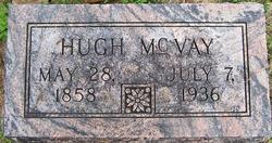 Hugh McVay