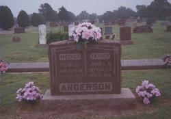 Frances Kernelia <i>McDaniel</i> Anderson
