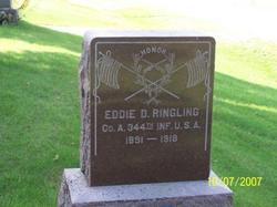 Eddie D. Ringling