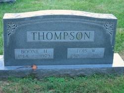 Boone H. Thompson