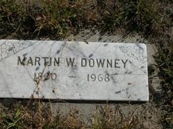 Martin W. Downey