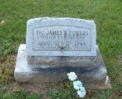 PFC James W, Powers