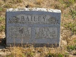 Ella C. <i>McLain</i> Bailey