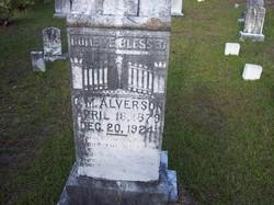 C. M. Alverson