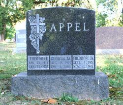 Theodore Koefed Appel, Jr