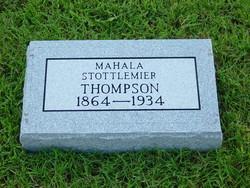 Mahala <i>Stottlemire</i> Thompson