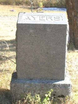 Alfred Jackson Ayers