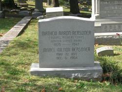 Dr Mathew A. Reasoner