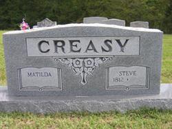 Matilda J. <i>Dancer</i> Creasy