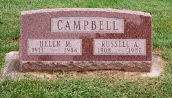 Helen Mildred <i>Bunnell</i> Campbell