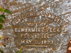 Susie Owen <i>Donnell</i> Peck