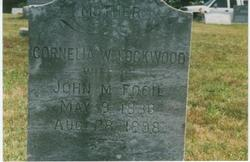 Cornelia Wealthy <i>Lockwood Moulton</i> Fogil