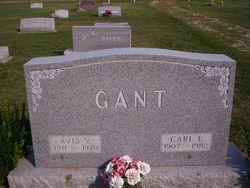 Avis V. Gant