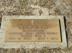Grace N. Boy