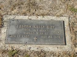 Joseph Kelly Boy