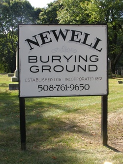 Newell Burying Ground