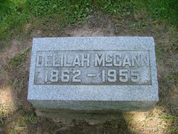Delilah Lila <i>Maxon</i> McCann