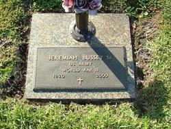 Jeremiah M Bussey, Sr