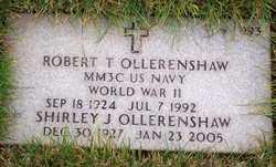 Robert Theodore Ollerenshaw