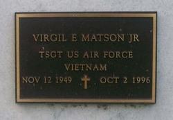 Virgil E Matson, Jr