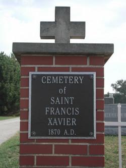 Saint Francis of Xavier Cemetery